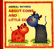 přebal knihy Animal Rhymes: About Cows and Little Cows