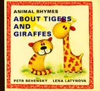 přebal knihy Animal Rhymes: About Tigers and Giraffes