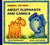 přebal knihy Animal Rhymes: About Elephants and Camels