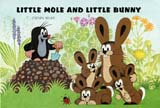 přebal knihy Little Mole and Little Bunny